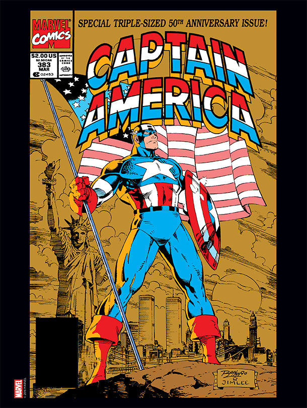Captain America: The Poster Collection
