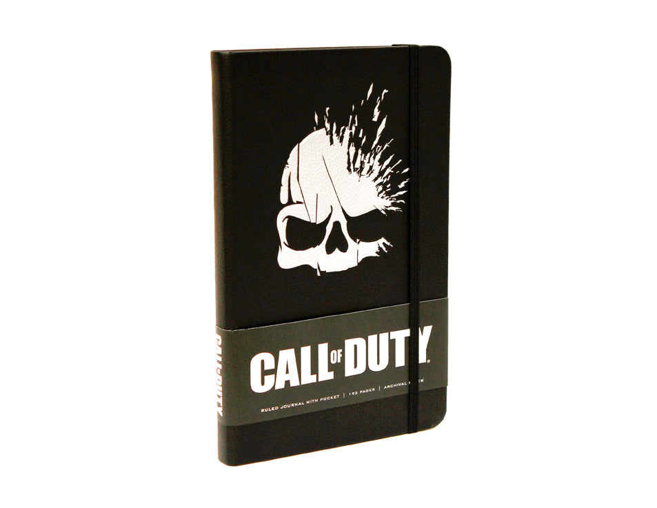 Call of Duty Hardcover Ruled Journal