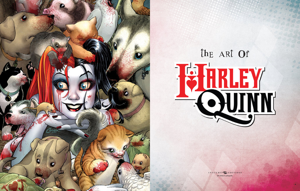 The Art of Harley Quinn