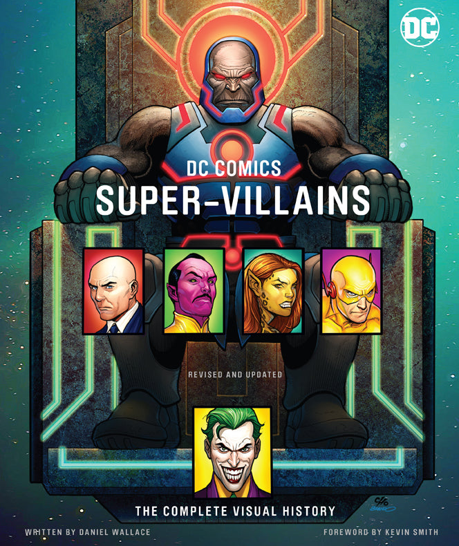 DC Comics: Super-Villains