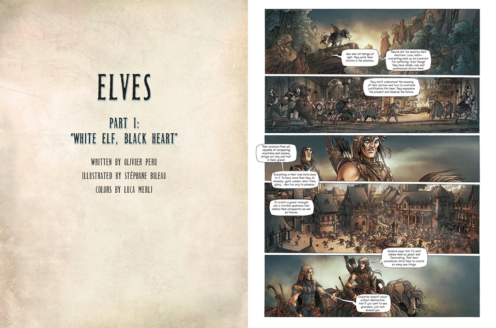 Elves, Vol. 2