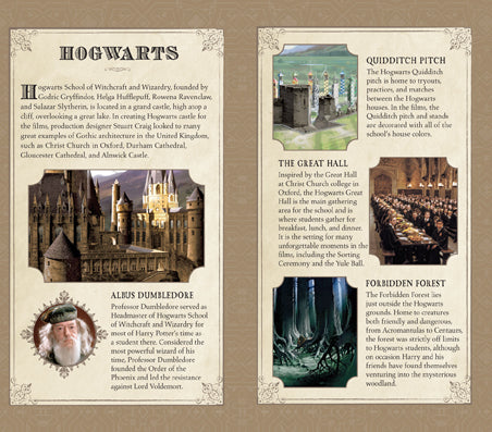 Harry Potter: Hogwarts Ruled Pocket Journal [Reformat]