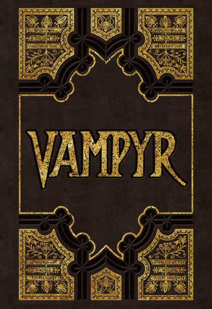 Buffy the Vampire Slayer: Vampyr Stationery Set