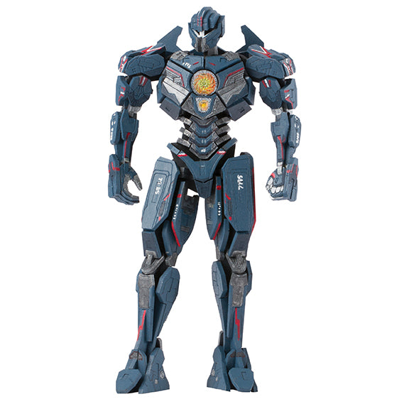 IncrediBuilds: Pacific Rim Uprising: Gipsy Avenger 3D Wood Model and Poster