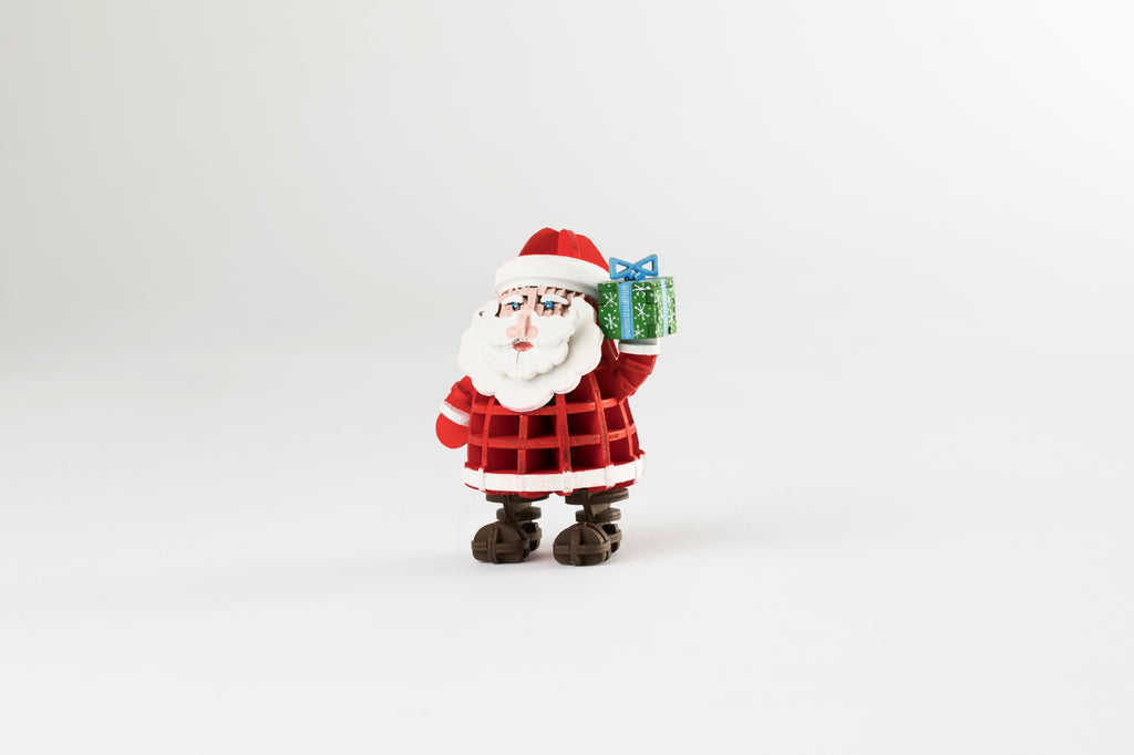 IncrediBuilds Holiday Collection: Santa Claus