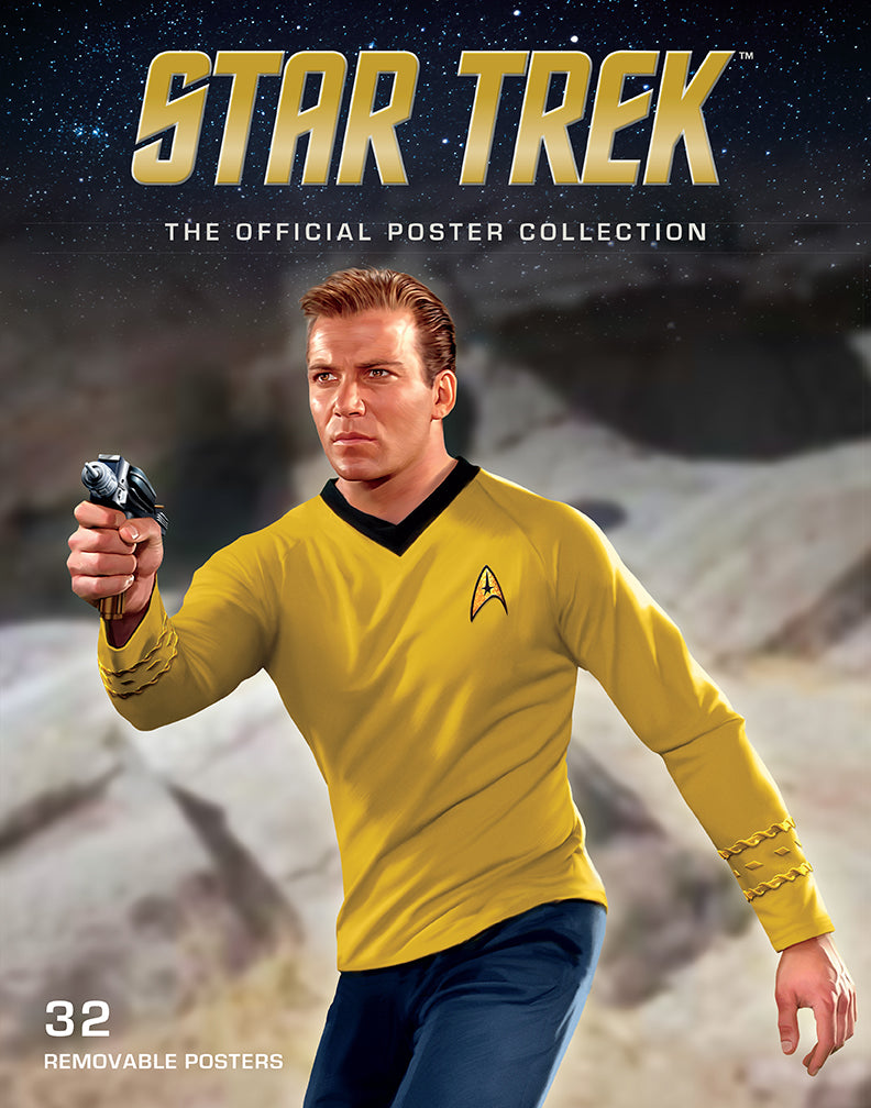 Star Trek: The Official Poster Collection