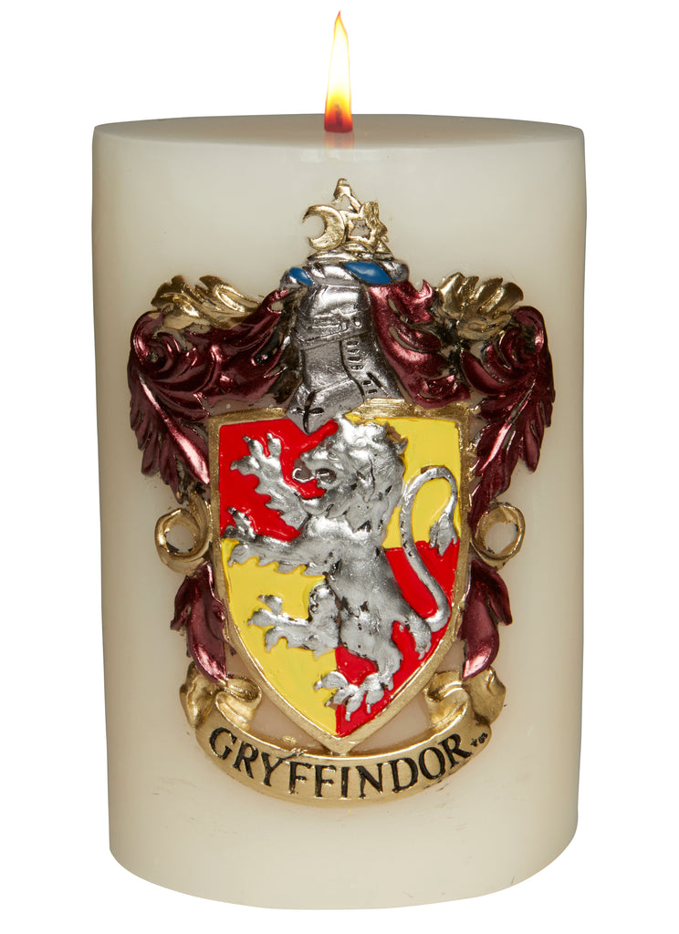 Harry Potter: Gryffindor Sculpted Insignia Candle