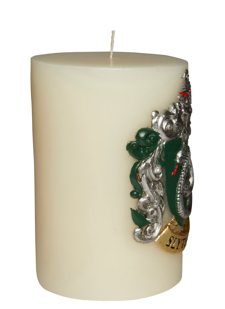 Harry Potter: Slytherin Sculpted Insignia Candle
