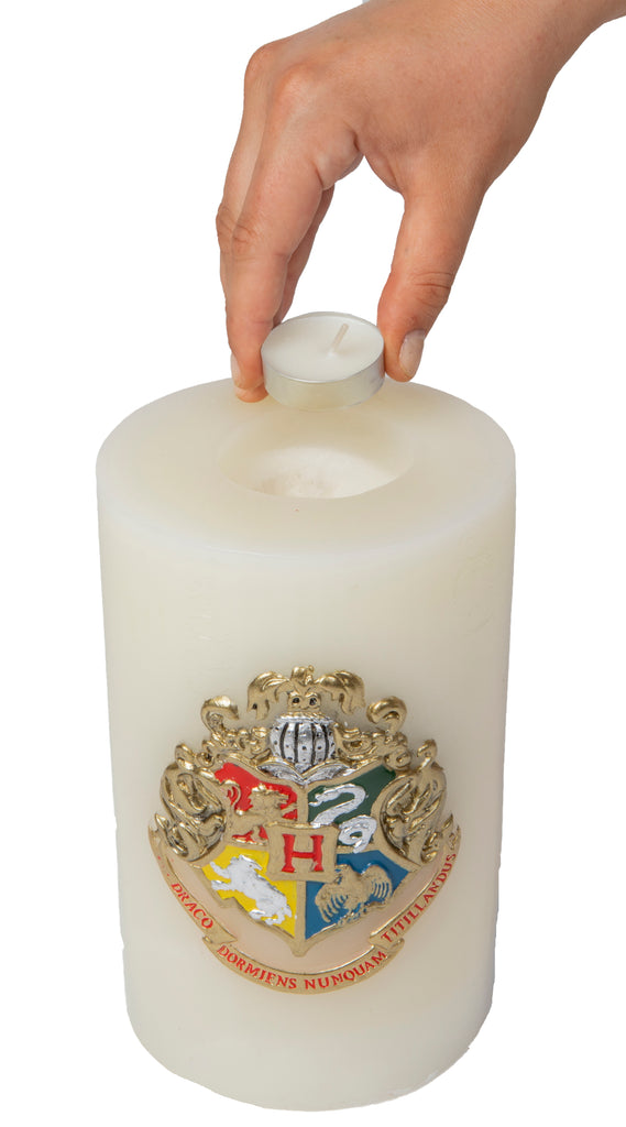 Harry Potter: Hogwarts Large Sculpted Insignia Candle