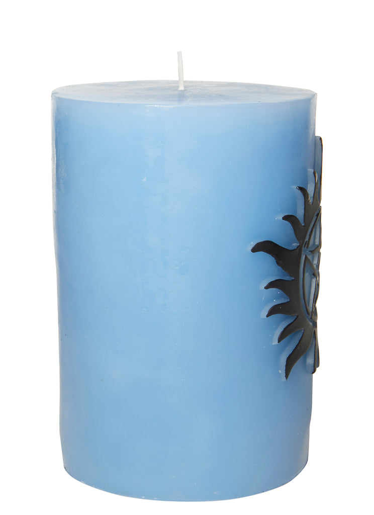 Supernatural: Anti-Possession Sculpted Insignia Candle