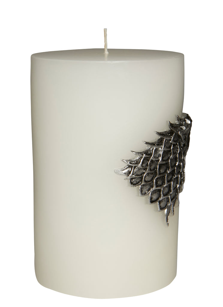 Game of Thrones: House Stark Sculpted Sigil Candle