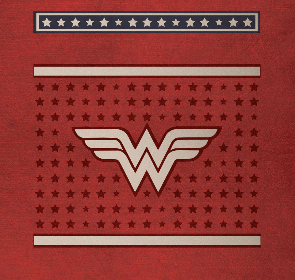 DC Comics: Wonder Woman Deluxe Stationery Set