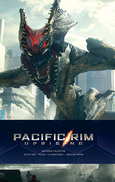 Pacific Rim Uprising Notebook Collection (Set of 2)