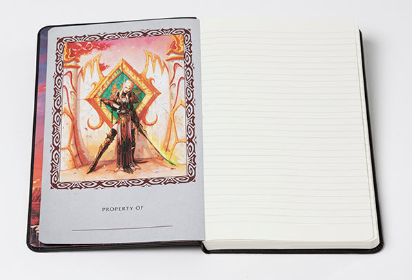 World of Warcraft: Horde Hardcover Ruled Journal