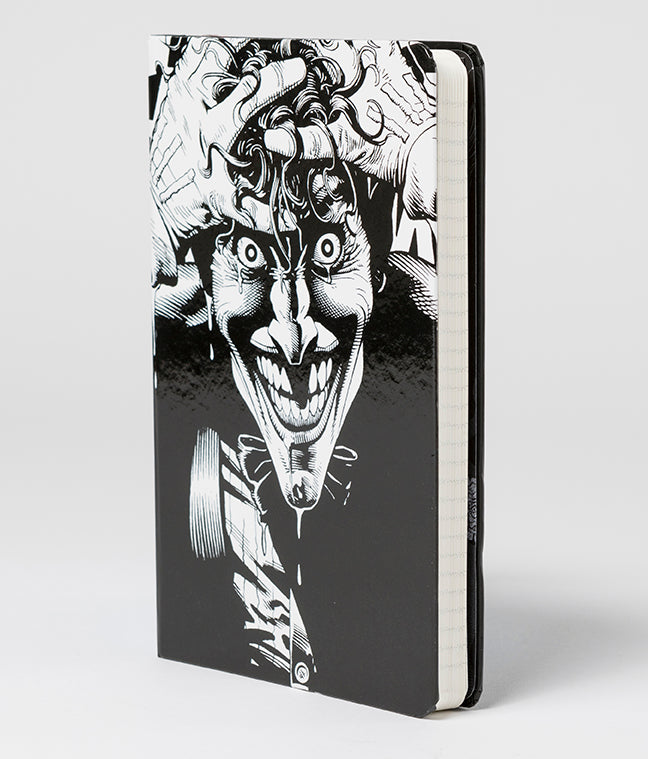 DC Comics: The Joker Hardcover Ruled Journal: Artist Edition