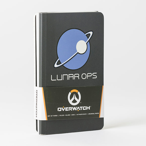 Overwatch: Pocket Notebook Collection (Set of 3)