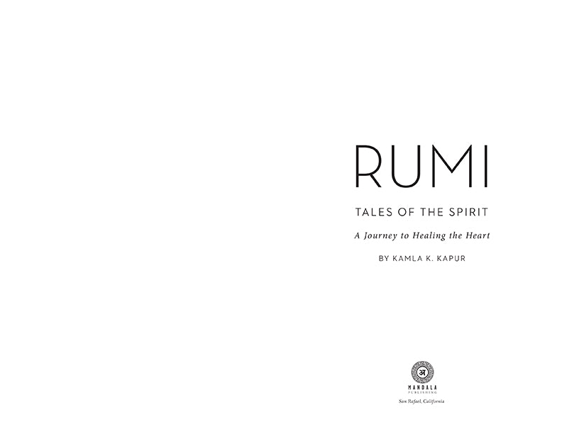 Rumi: Tales of the Spirit
