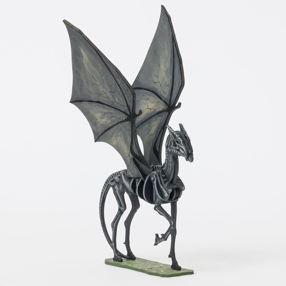 IncrediBuilds: Harry Potter: Thestral Deluxe Book and Model Set