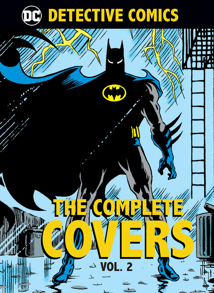 DC Comics: Detective Comics: The Complete Covers Vol. 2 (Mini Book)