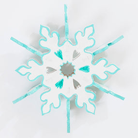 IncrediBuilds Holiday Collection: Snowflakes