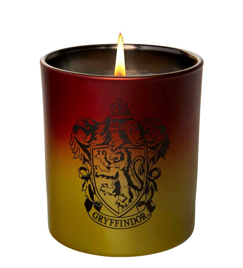 Harry Potter: Gryffindor Glass Candle