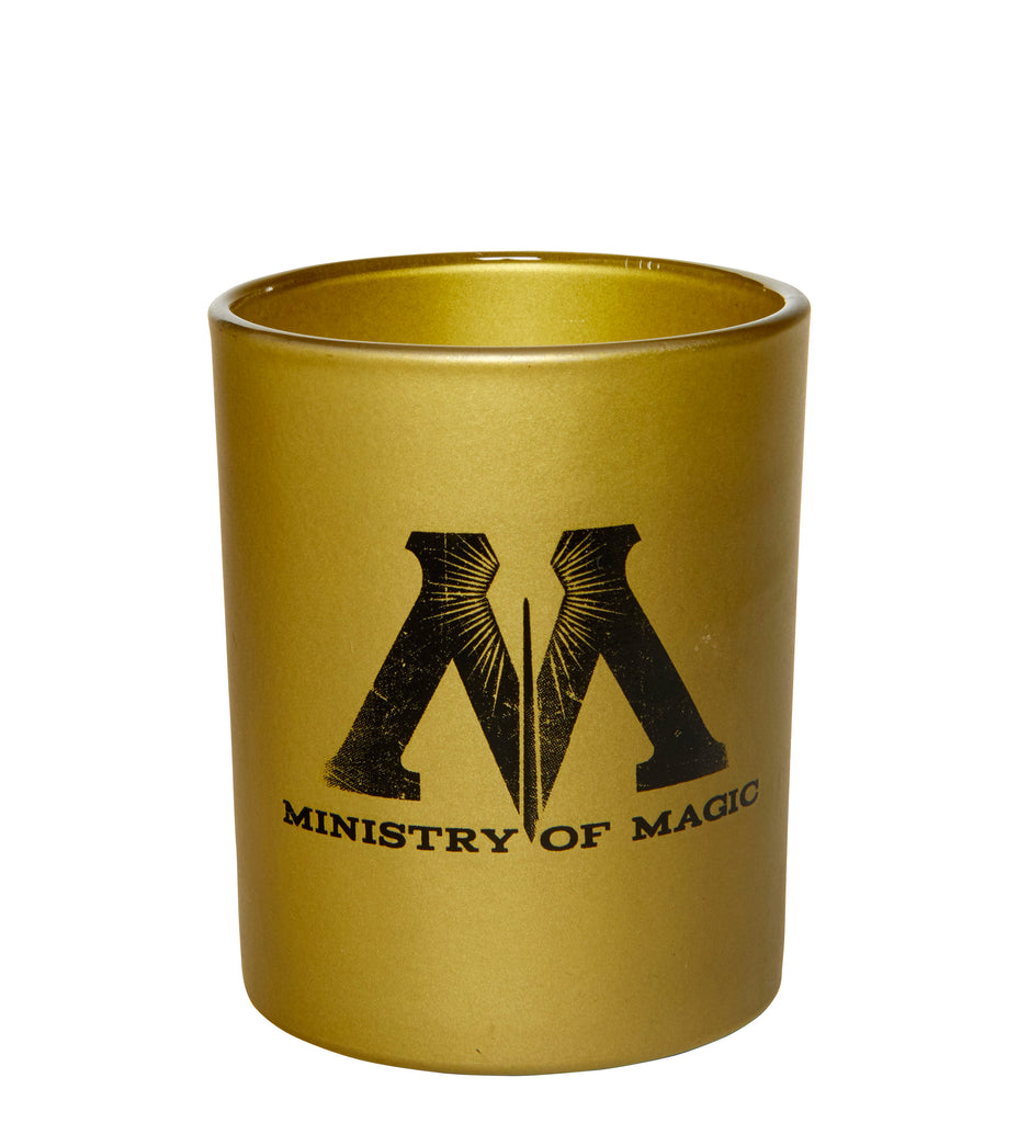 Harry Potter: Ministry of Magic Glass Votive Candle
