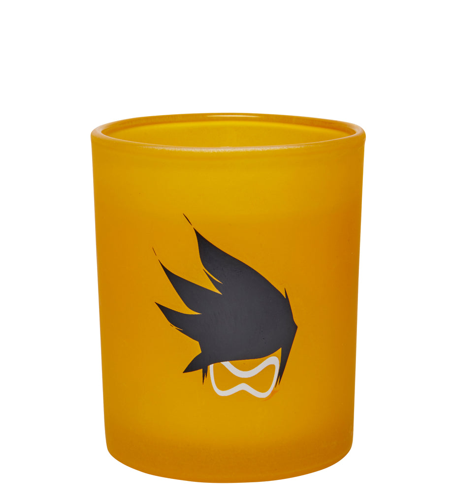 Overwatch: Tracer Glass Votive Candle