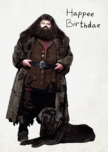 Harry Potter: Birthday Cake Signature Pop-Up Card