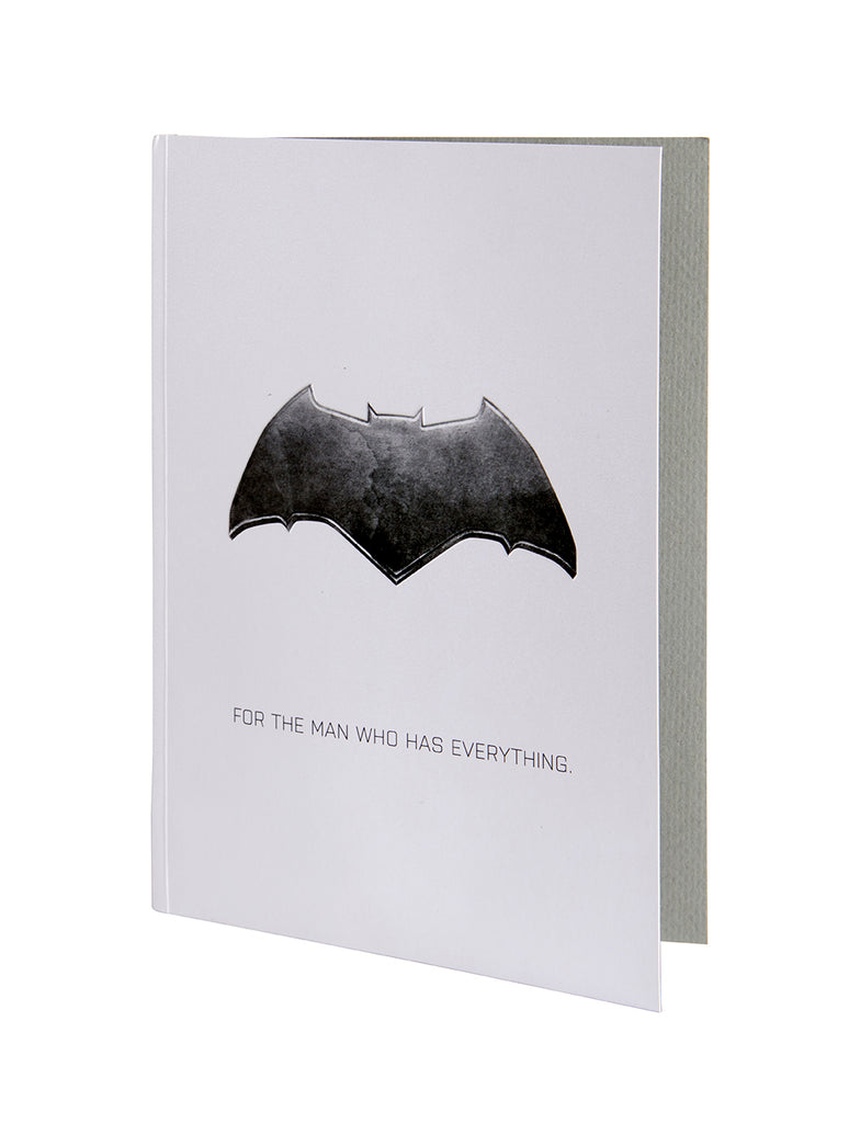 DC Comics: Batmobile Signature Pop-Up Card