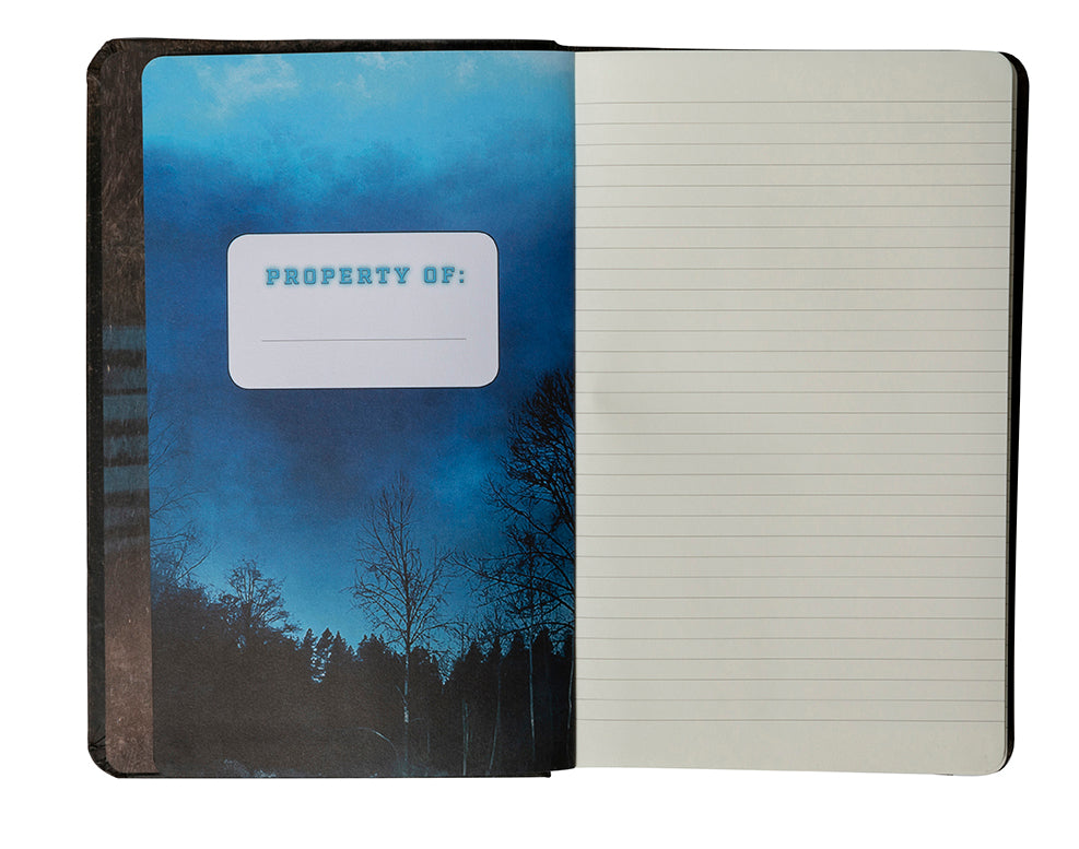 Riverdale Hardcover Ruled Journal