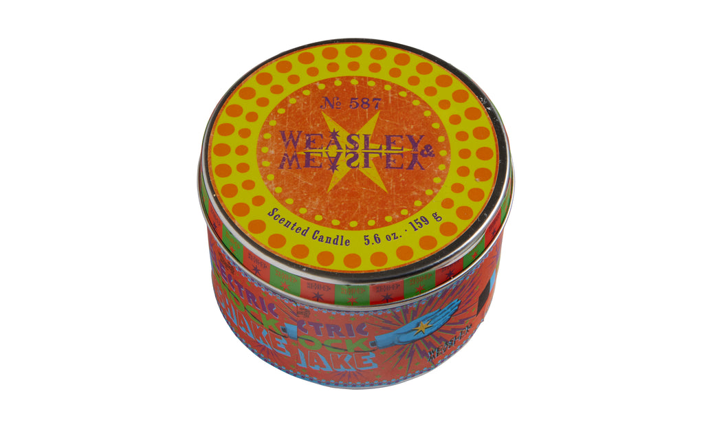Harry Potter: Weasleys' Wizard Wheezes Scented Candle (Cinnamon - 5.6 oz.)
