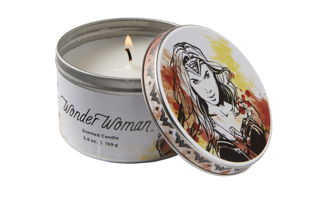 DC Comics: Wonder Woman Scented Candle (5.6 oz.)