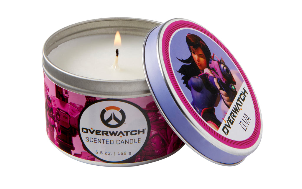 Overwatch: D.Va Scented Candle (5.6 oz.)