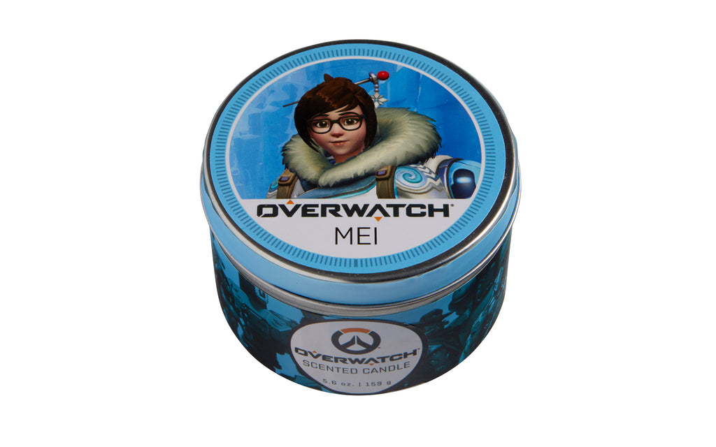 Overwatch: Mei Scented Candle (5.6 oz.)