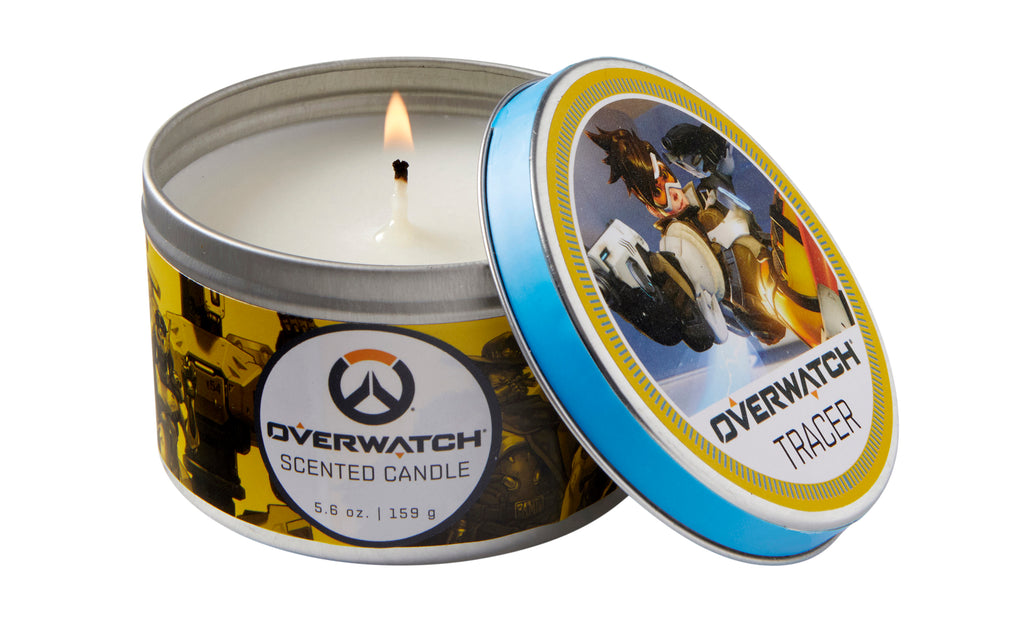 Overwatch: Tracer Scented Candle (5.6 oz.)