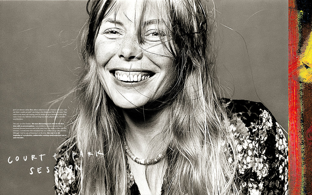 Joni: The Joni Mitchell Sessions