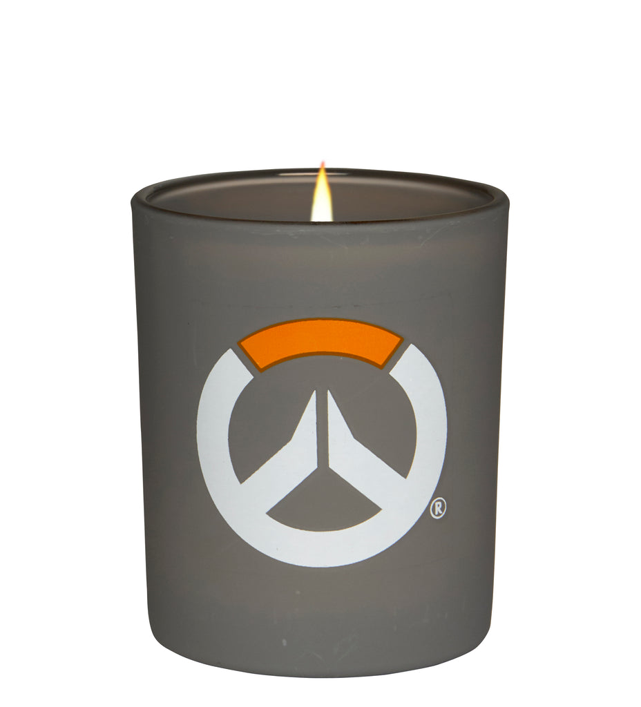 Overwatch Glass Votive Candle