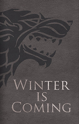 Game of Thrones: Pocket Notebook Collection (Set of 3): House Words