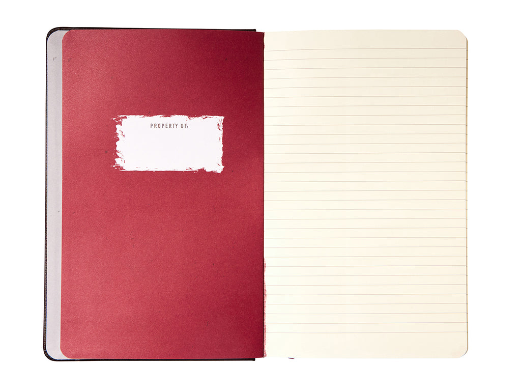 The Handmaid's Tale: Hardcover Ruled Journal