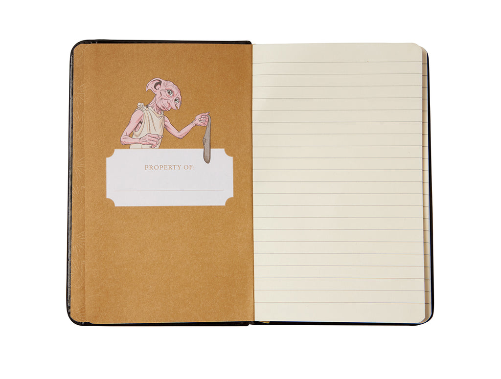 Harry Potter: Dobby Ruled Pocket Journal