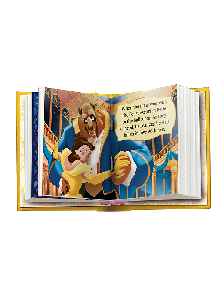 Disney Beauty and the Beast (Tiny Book)