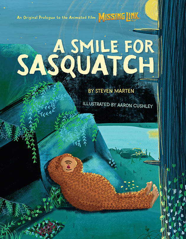 A Smile for Sasquatch