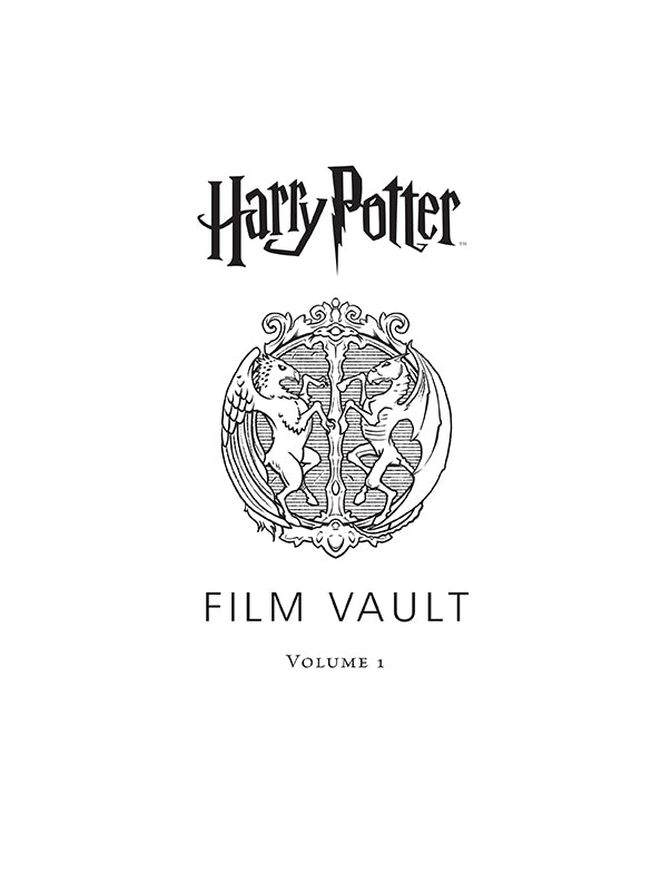 Harry Potter: Film Vault: Volume 1