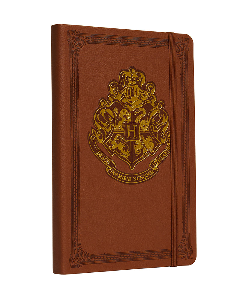 Harry Potter: Hogwarts Hardcover Journal and Elder Wand Pen Set