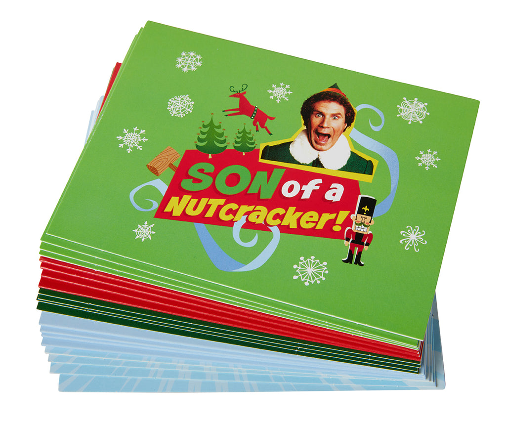 Elf Blank Boxed Notecards