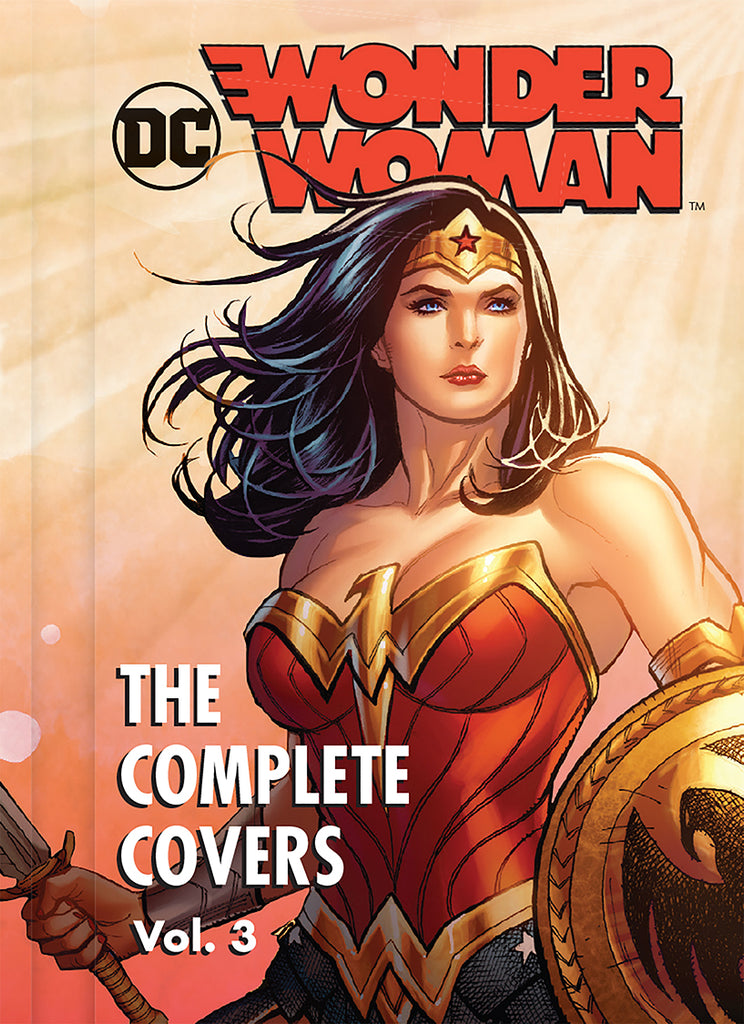 DC Comics: Wonder Woman: The Complete Covers Vol. 3 (Mini Book)