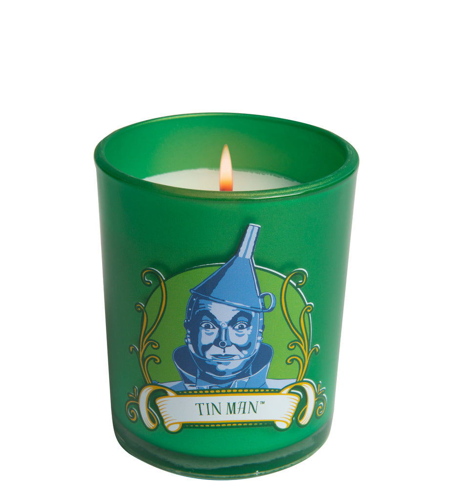 The Wizard of Oz: Tin Man Glass Votive Candle