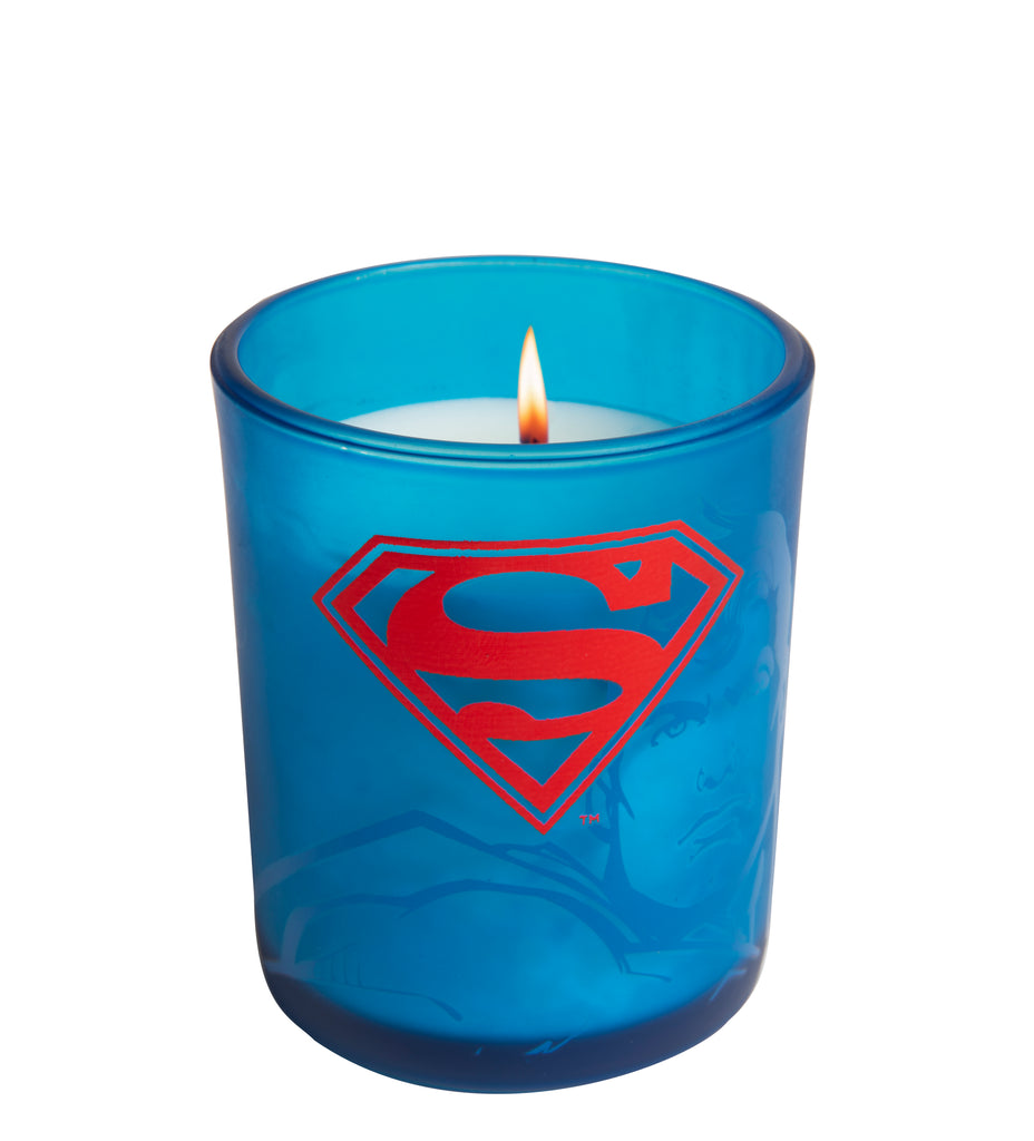 DC Comics: Superman Glass Votive Candle