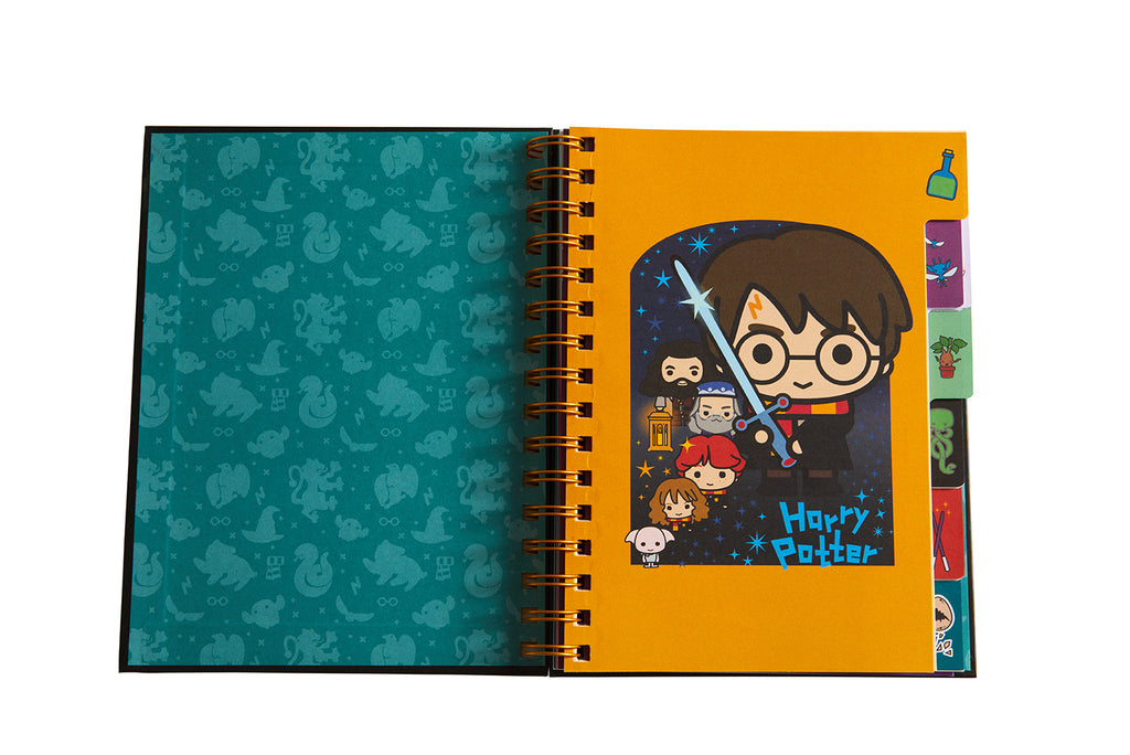Harry Potter Spiral Notebook