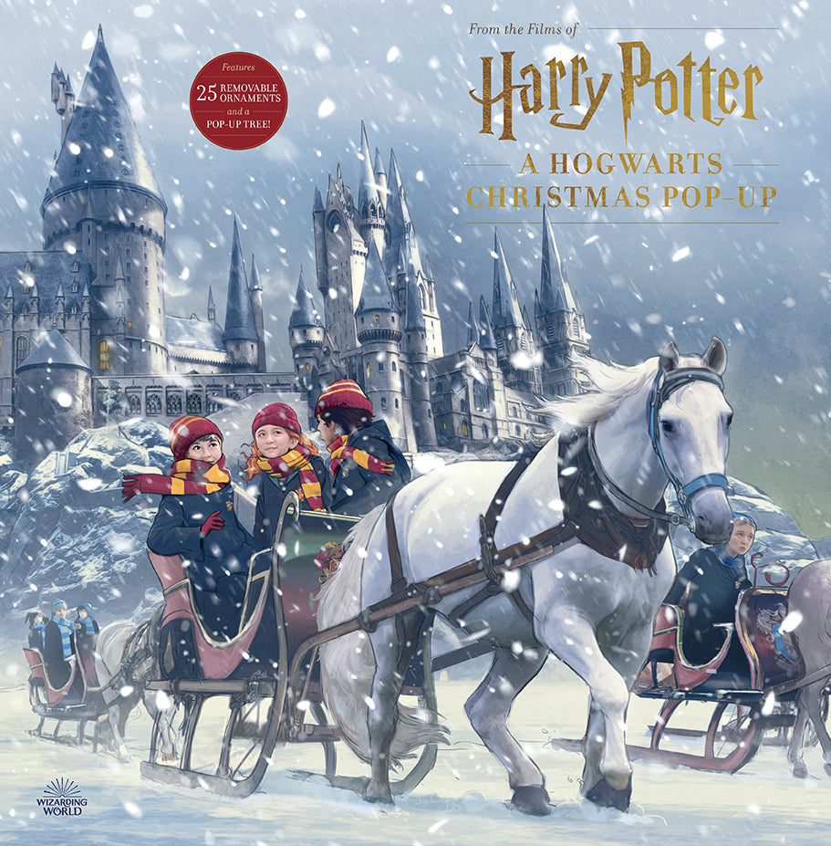 Harry Potter: A Hogwarts Christmas Pop-Up (Advent Calendar)